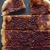 Grain Free Gluten Free Nut Free Cinnamon Crunch Flatbread